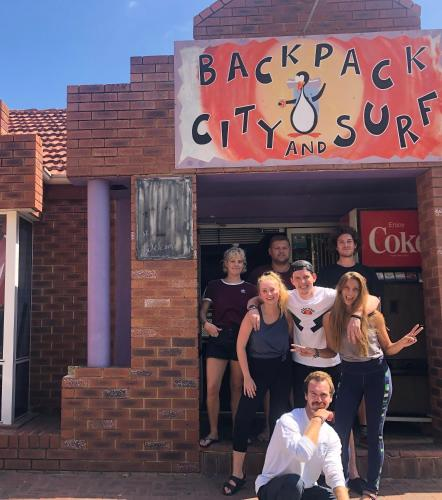 Backpack City & Surf