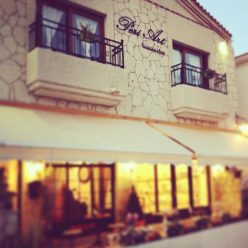 Отель Peri Art Hotel 0 звёзд Турция