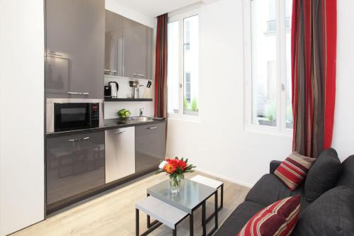 Cosy Junior Suite In Le Marais