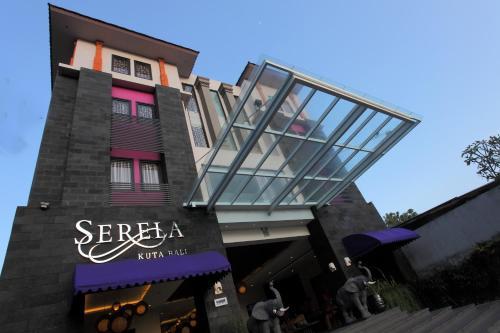 Отель Serela Kuta Bali 3 звезды Индонезия