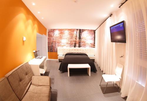 Habitación Doble Grande - Uso individual Hotel Villa Sonsierra 2