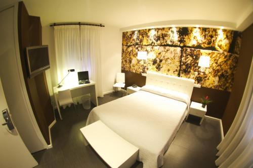 Habitación Doble - Uso individual Hotel Villa Sonsierra 7