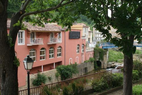 Hôtel Hostellerie de Rennes-les-Bains