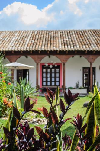 Hotel Casa Delina front view