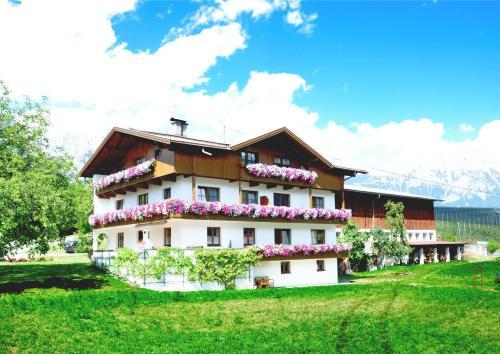 Ferienwohnung Lukaser - Apartment mit 1 Schlafzimmer und Balkon