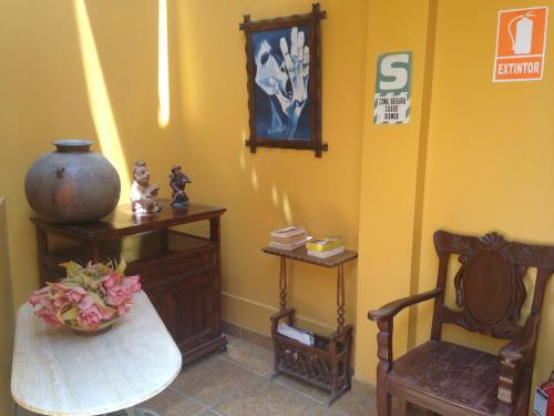 Hostal San Isidro, Pisco