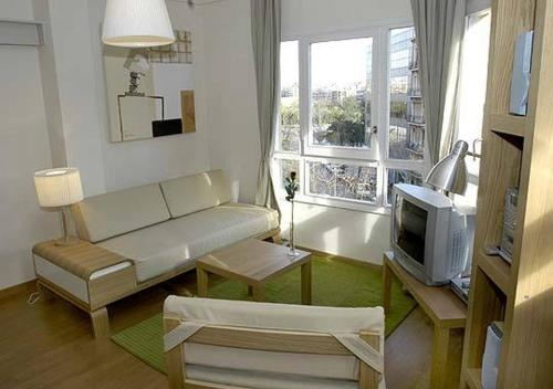 Hotel Rent4days Plaza España Apartments 1