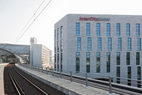 IntercityHotel Berlin Hauptbahnhof photo 24