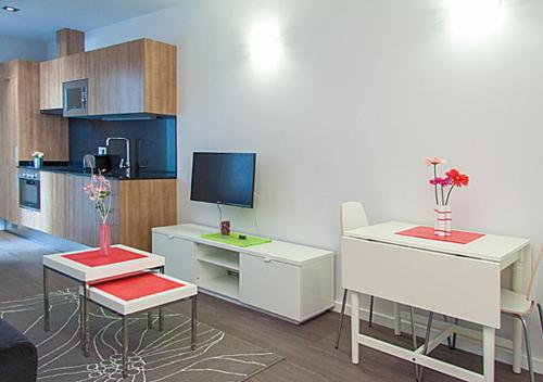 Rent4Days Diagonal Mar Apartments
