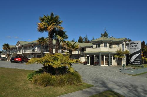 Silver Fern Rotorua - Accommodation & Spa - 0