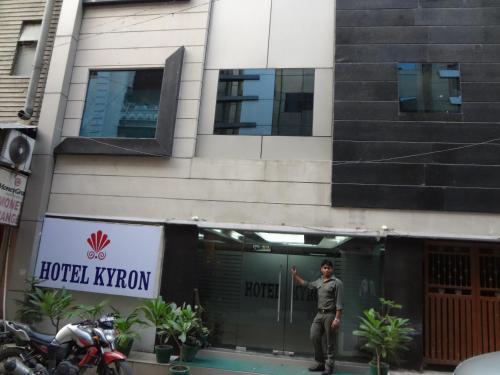 Отель Hotel Kyron 3 звезды Индия