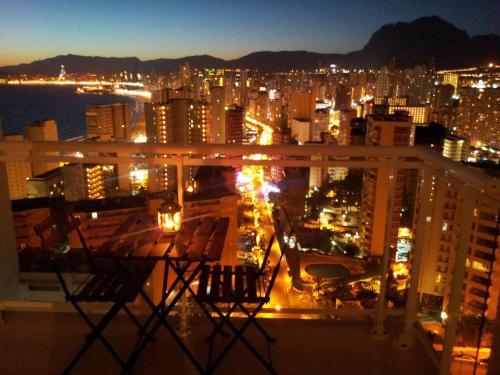Apartamentos Montecarlo Benidorm