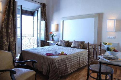 Superior Double Room Hotel Rural Casa Grande Almagro 1