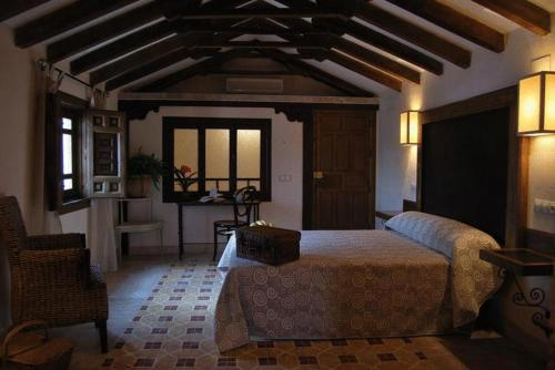 Superior Double Room Hotel Rural Casa Grande Almagro 4