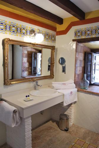 Superior Double Room Hotel Rural Casa Grande Almagro 7