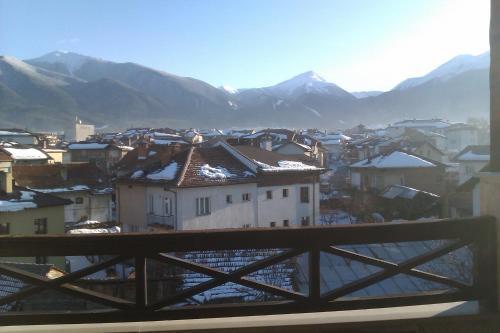 Rooftop Apartment Bansko