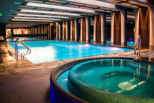 Stay at City Gardens Hotel & Wellness