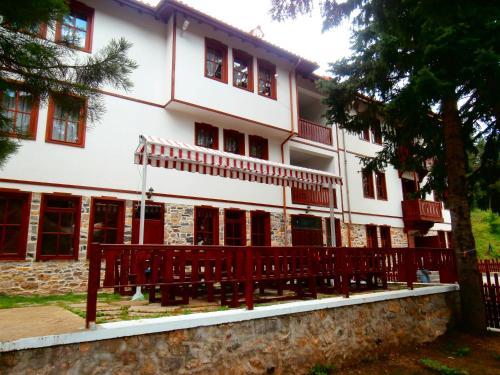 Hotel Mitnitsa and TKZS Biliantsi