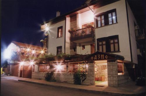 Oazis Family Hotel