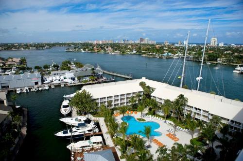 Hilton Fort Lauderdale Marina FL, 33316