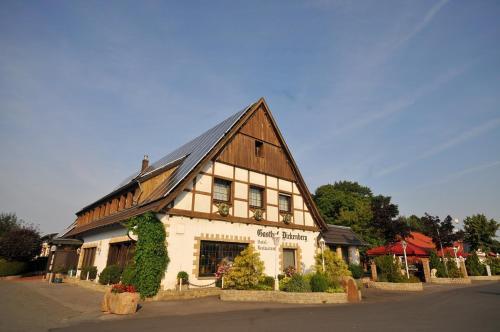 Отель Hotel Dickenberg 3 звезды Германия