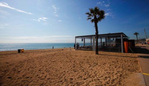 Barceloneta - holidaysBarcelona
