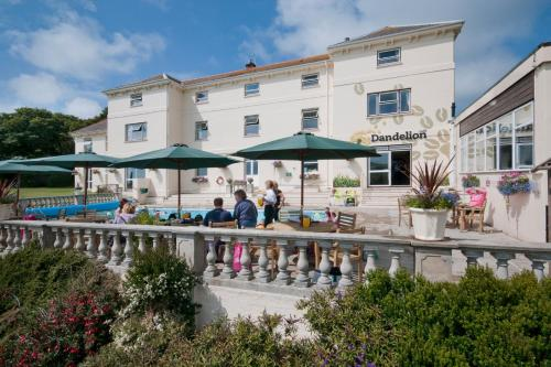 Freshwater Bay House hotel in Isle of Wight