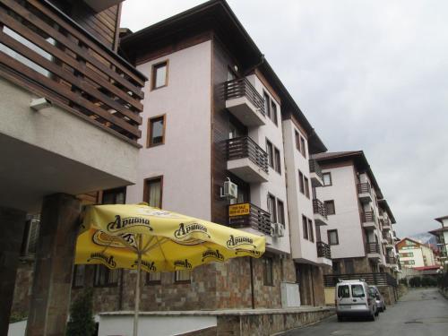Gramadeto Complex Alexander Services Apartments