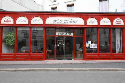 Hôtel Les Calètes