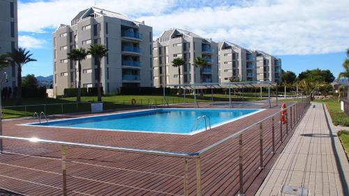 Apartamentos Verger de Denia, hotel en Denia