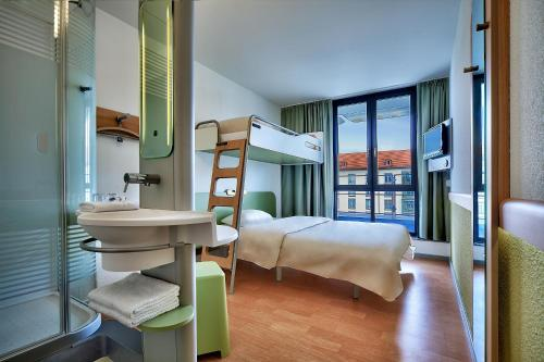 Ibis budget dresden city dresden germany overview for Design hotel dresden