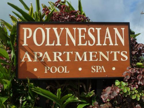 The Polynesian Apartments, Burnt Pine