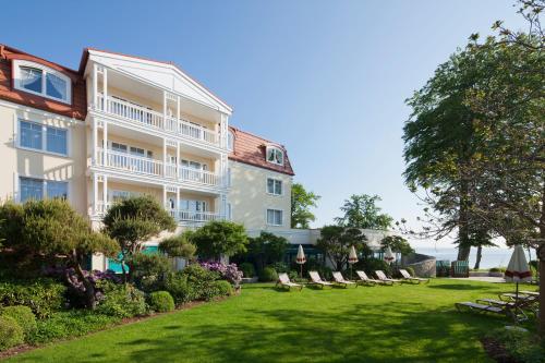 Travel Charme Strandhotel Bansin photo 42