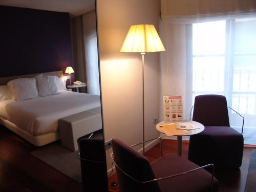 Habitación Familiar (2 adultos + 2 niños) Hotel Gran Claustre 3