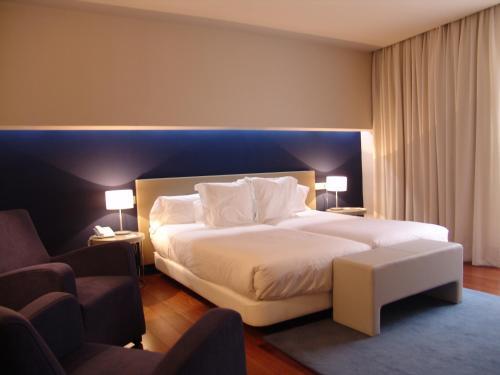 Habitación Doble Superior - 1 o 2 camas Hotel Gran Claustre 5