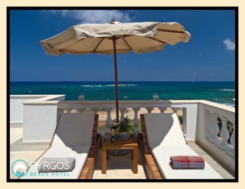 Pyrgos Beach Hotel Apartments