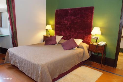Habitación Doble RVHotels Hotel Palau Lo Mirador 2