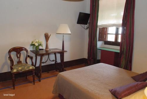 Habitación Doble Deluxe RVHotels Hotel Palau Lo Mirador 6