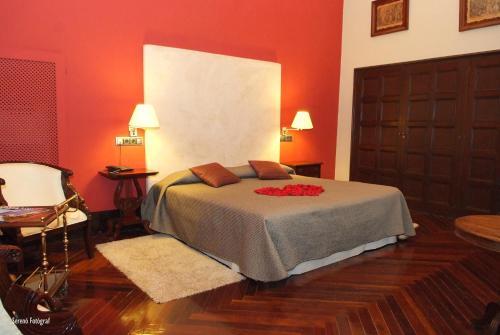 Habitación Doble Deluxe RVHotels Hotel Palau Lo Mirador 14
