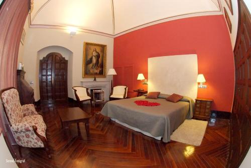 Habitación Doble Deluxe RVHotels Hotel Palau Lo Mirador 13