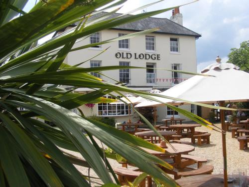 The Old Lodge Hotel hotel in Alverstoke