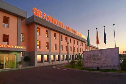 Gran Hotel Ciudad Del Sur 29