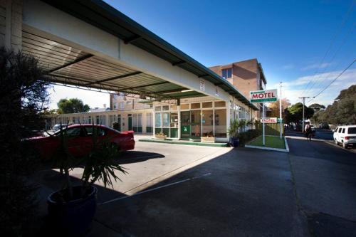 Parkville Motel Melbourne