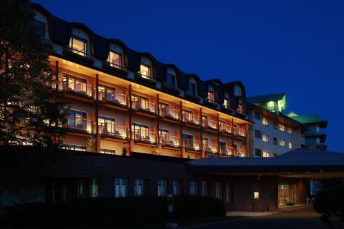 Отель Tokachigawa Onsen Daiichi Hotel 4 звезды Япония