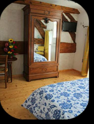 Standard Double Room - Blue
