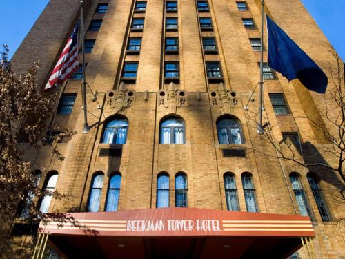 Photo of Beekman Tower Hotel Hotel Bed and Breakfast Accommodation in New York New York