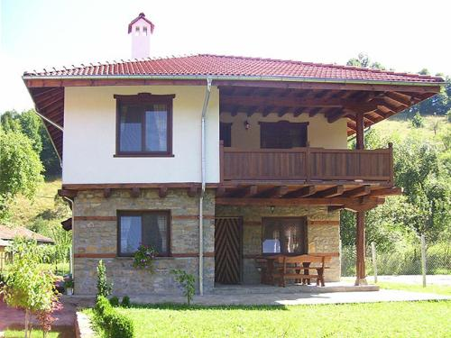 Four-Bedroom House (9 Adults) - Entrance Baba Stana Houses