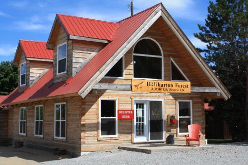Haliburton Forest & Wild Life Reserve Ltd.