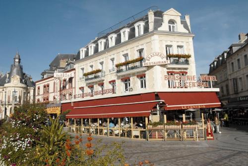 Restaurant La Regence Trouville Sur Mer