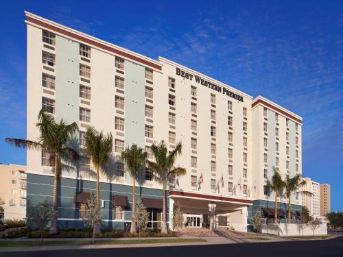 BEST WESTERN PREMIER Miami International Airport Hotel & Suites FL, 33134